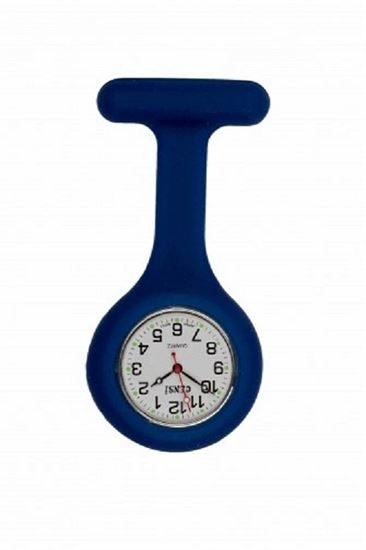 Navy fob watch with pin attachment