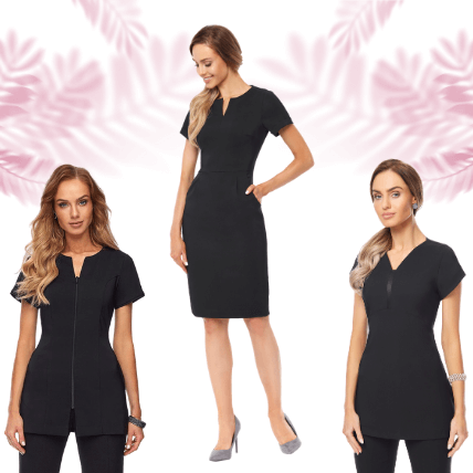 Get Inspired with our Black Beauty Tunics, Dresses & Trousers