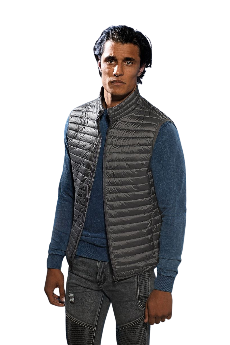 Tribe Fineline Padded Gilet